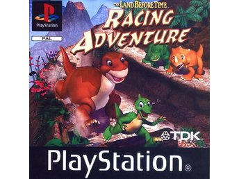 The Land Before Time: Racing Adventure - Playstation