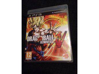 Ps3: Dragon Ball (dragonball) Xenoverse XV - manga fighting spel