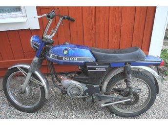 Puch Montana  moped