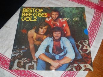 BEE GEES--Best of vol. 2     LP