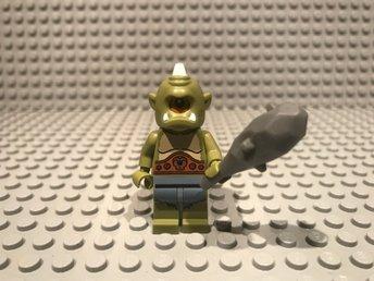 Lego Cyclops col09-2 - Oxie - Lego Cyclops col09-2 - Oxie