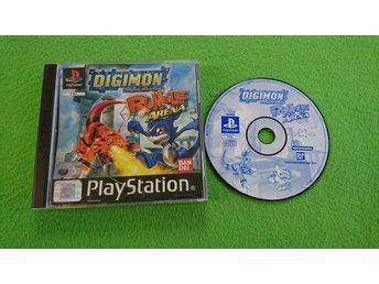Digimon Rumble Arena Playstation PSone ps1