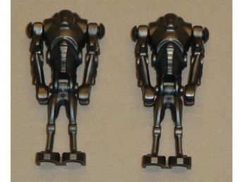 Lego -  Star Wars - Figurer - 2 st Super Battle Droid  STW1-8