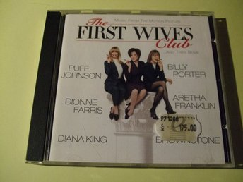 The First Wives Club - 1996 - CD