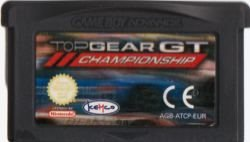 GBA - Top Gear GT Championship (Beg)