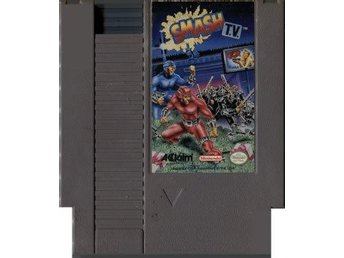 NES - Smash TV (USA) (Beg)