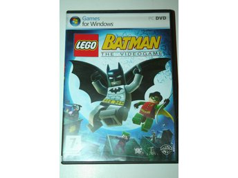 LEGO Batman - The Videogame (PC DVD-ROM)