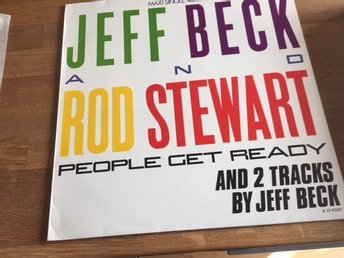 Jeff Beck/Rod Stewart - People get ready