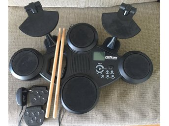 Trumset, Digitala trummor, Clifton E-Drum set