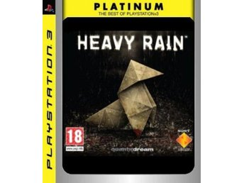 Heavy Rain Move Edition - Platinum - Playstation 3