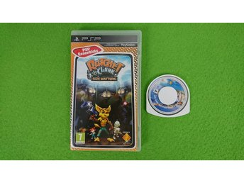 Ratchet & Clank Size Matters Psp Playstation Portable