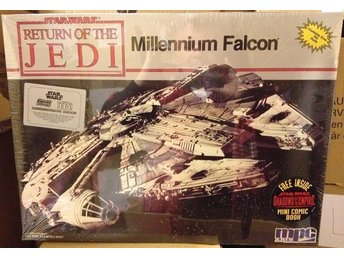 STAR WARS RETURN OF THE JEDI MILLENNIUM FALCON      MPC Byggsats