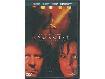 EXORCIST - THE BEGINNING   ( SVENSKT )