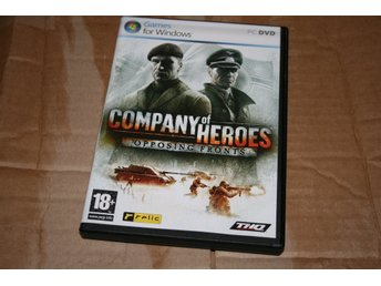 Company of Heroes Opposing Fronts (PC)