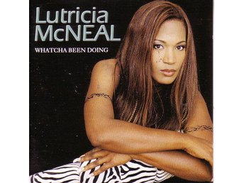Lutricia McNeal-Whatcha been doing / CD