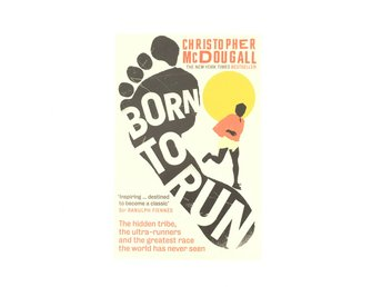 BORN TO RUN Christopher McDougall ISBN 9781861978776