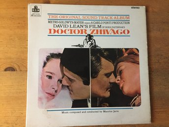 DOCTOR ZHIVAGO - SOUNDTRACK FROM THE MGM FILM  ( VINYL LP)
