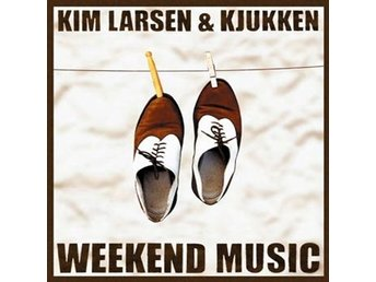Larsen Kim & Kjukken: Weekend music (Rem) (Vinyl LP)
