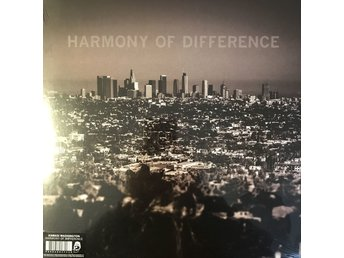 "KAMASI WASHINGTON - HARMONY OF DIFFERENCE 12"" EP"