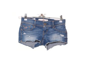 Hollister, Shorts, Strl: 23, Blå