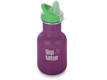 KLEAN KANTEEN 355 ML KID CLASSIC SIPPY KORK Winter plum  Rek butikspris: 209 kr