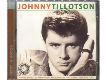 Johnny Tillotson - Poetry In Motion CD