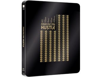 American Hustle - Limited Edition Steelbook Blu-ray