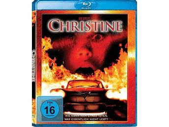 Christine. Stephen King - John Carpenter - Ej svensk text - Ny blu-ray