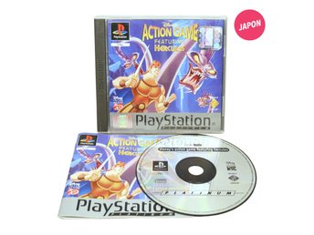 Disney's Hercules (EUR / PS1)