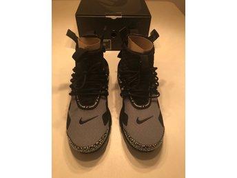 new style 76706 7f8dd Nike x Acronym air presto grey black US7   Eu 40
