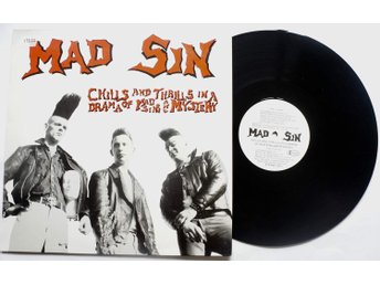 ** Mad Sin ‎– Chills and Thrills in a Drama of Mad Sins and Mystery  **