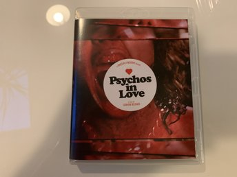 Psychos In Love (Vinegar Syndrome, US Import, Regionsfri)