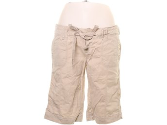 Abercrombie & Fitch, Shorts, Strl: S, Beige