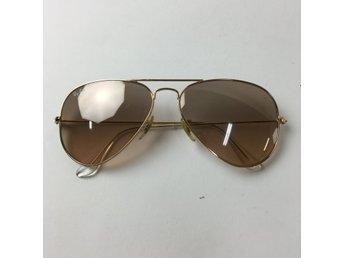 Ray Ban, Solglasögon, Aviator, Aviator, Brun