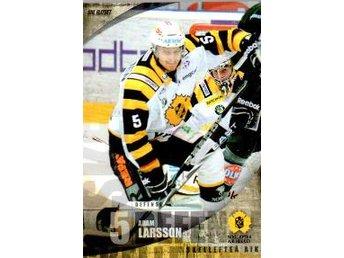 2011-2012 SHL #124, Adam Larsson, Skellefteå AIK - Linköping - 2011-2012 SHL #124, Adam Larsson, Skellefteå AIK - Linköping