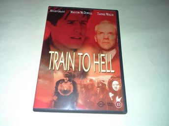 Train to hell (Hugh Grant, Malcolm McDowell) - Ydre - Train to hell (Hugh Grant, Malcolm McDowell) - Ydre