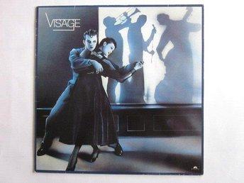 Visage with Midge Ure -S/t LP Norwegian pressing 1980 - Motala - Visage with Midge Ure -S/t LP Norwegian pressing 1980 - Motala