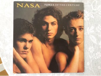 "NASA  - ""power of the century"" vinyl LP"