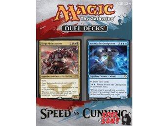 Magic Duel Decks Speed vs Cunning - Norrtälje - Magic Duel Decks Speed vs Cunning - Norrtälje