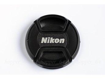 Objektivlock 62mm till Nikon (nytt) - Huddungeby - Objektivlock 62mm till Nikon (nytt) - Huddungeby