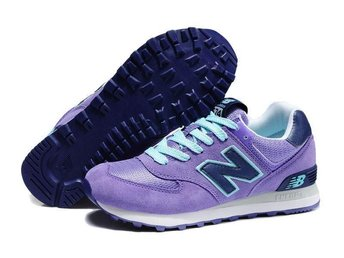 New Balance strl 39 - Coastal Adventure  574 skor för kvinnor light purple