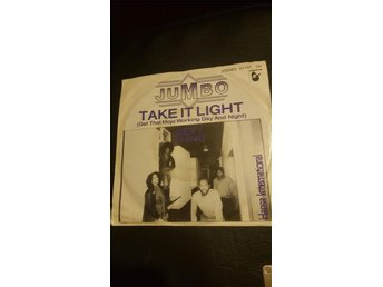 Jumbo 1980 Take the Light