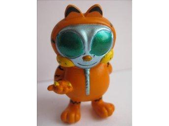 Figur Figurer Katten Gustaf Garfield Alien Style NY - Uddevalla - Figur Figurer Katten Gustaf Garfield Alien Style NY - Uddevalla