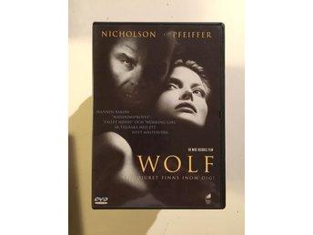 Wolf/Jack Nicholson/Michelle Pfeiffer - Vittaryd - Wolf/Jack Nicholson/Michelle Pfeiffer - Vittaryd