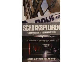 Schackspelaren, Andreas Utterström (Pocket) - Knäred - Schackspelaren, Andreas Utterström (Pocket) - Knäred