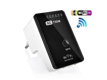 Nätverks WiFi MINI ROUTER 300Mbps 2.4/5G router trådlös amplifier wireless