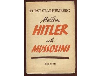 Mellan Hitler och Mussolini - Luleå - Mellan Hitler och Mussolini - Luleå