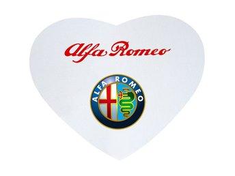 Alfa Romeo musmatta, present till Alfa Romeo ägare - Karlskrona - Alfa Romeo musmatta, present till Alfa Romeo ägare - Karlskrona