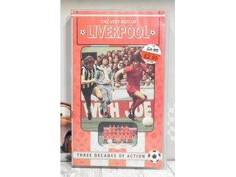 Liverpool . the very best of/three decades of action (vhs)