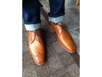 "Barker Creative Collection ""Woody"" UK 8 F bruna derbyskor"